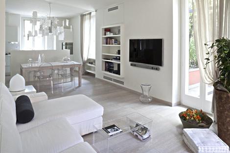 Anita bianchetti architetto for Complementi di arredo soggiorno